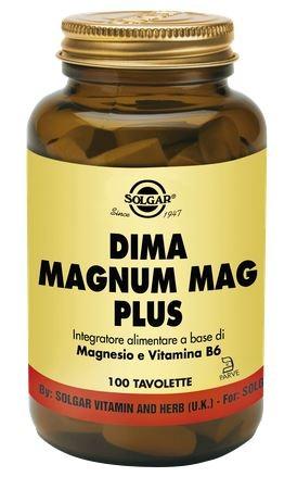 DIMA MAGNUM MAG PLUS 100 TAV. - SOLGAR