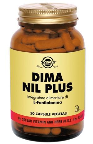DIMA NIL PLUS 50 VEGICAPS - SAZIETA' - SOLGAR