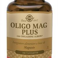OLIGO MAG PLUS 100 TAV. - MAGNESIO