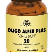 OLIGO ALFER PLUS 90 VEGICAPS - FERRO