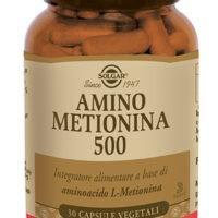 AMINO - METIONINA 500 30 VEGICAPS - SOLGAR