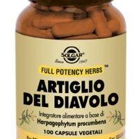 ARTIGLIO DEL DIAVOLO 100 VEGICAPS - SOLGAR
