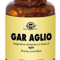 GAR AGLIO 100 PERLE - SOLGAR