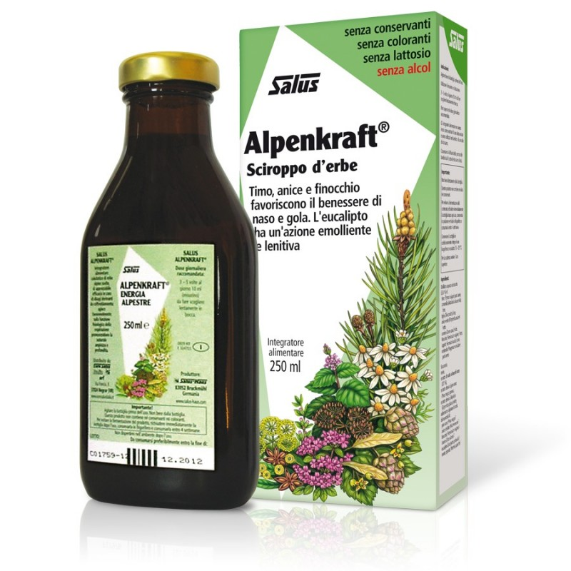 ALPENKRAFT ENERGIA ALPESTRE ML 250