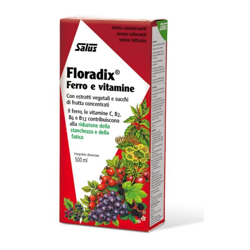 FLORADIX LINFA D'ERBE  ML 500