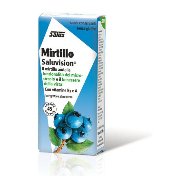MIRTILLO 45 CAPSULE - SALUVISION