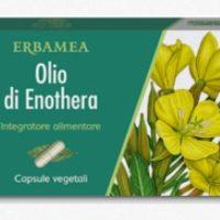 OLIO DI ENOTERA 36 CAPSULE VEGETALI - ERBAMEA