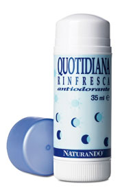 QUOTIDIANA ANTIODORANTE CREMA IN STICK 35 ML