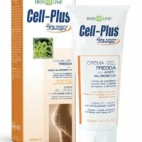 CELL-PLUS CREMA GEL FREDDA TONIFICANTE ML 200