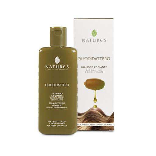 Olio di Dattero Shampoo Lisciante 200ml