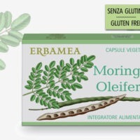 MORINGA OLEIFERA 24 CAPSULE VEGETALI