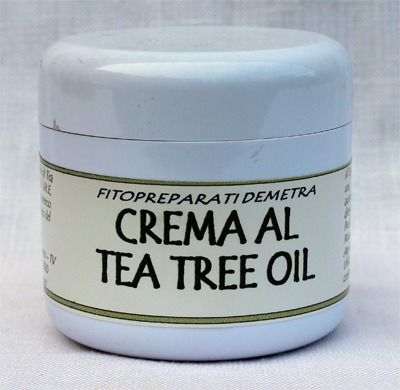 CREMA AL TEA TREE MELALEUCA ML 50