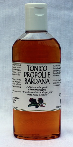 TONICO PROPOLI E BARDANA ML 200 DEMETRA