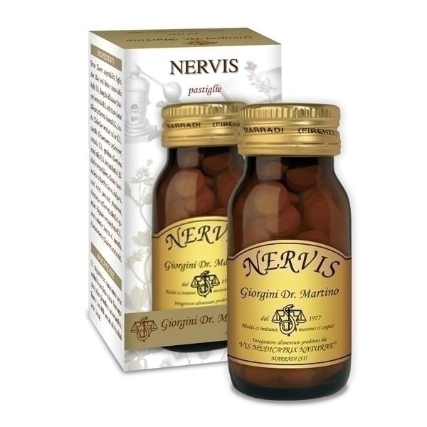 Nervis 40 grammi 80 pastiglie - Dr. Giorgini