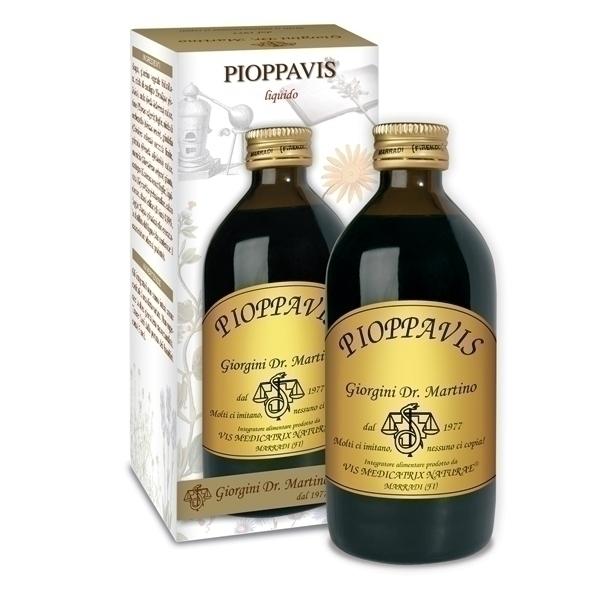 Pioppavis 200ml Dr. Giorgini