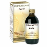 Zolfo organico Olimentovis 200ml Oligoelemento S