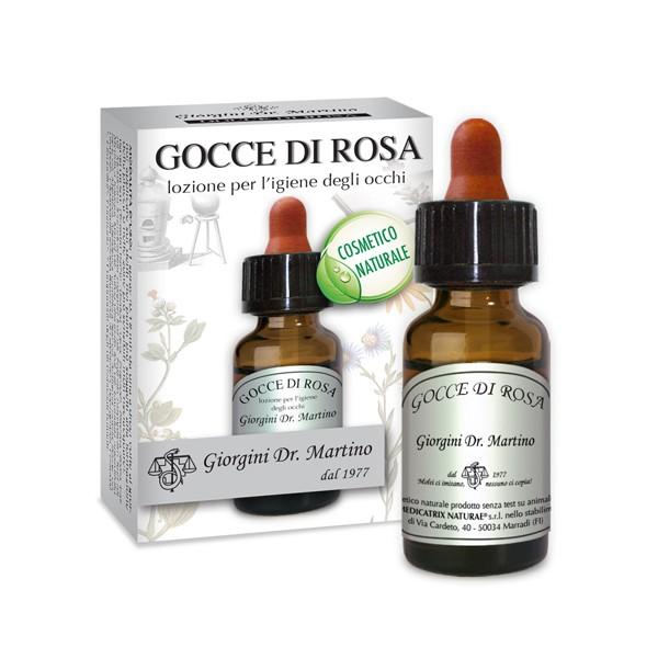 DR. GIORGINI GOCCE DI ROSA 10 ML