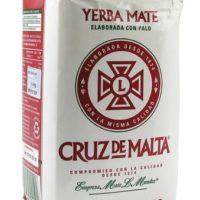 YERBA MATE CRUZ DE MALTA 500 GR.