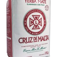 YERBA MATE CRUZ DE MALTA 1000 GR.