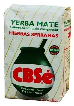 YERBA MATE CBSE CEBESE 500 GR.