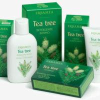 TEA TREE KIT LINEA INTERA 4 PRODOTTI