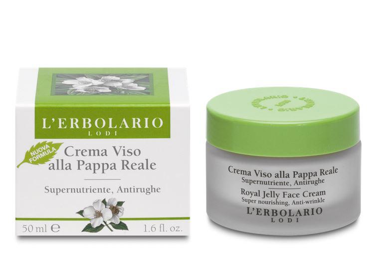 Crema Viso Antirughe nutriente Pappa Reale 50 ml
