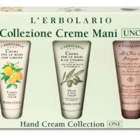 Collezione Creme Mani UNO - 3 creme mani