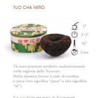 Tè Tuocha Yunnan nido di rondine 100 grammi (sconti per quantità)