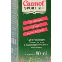 Carmol Sport gel 80 ml