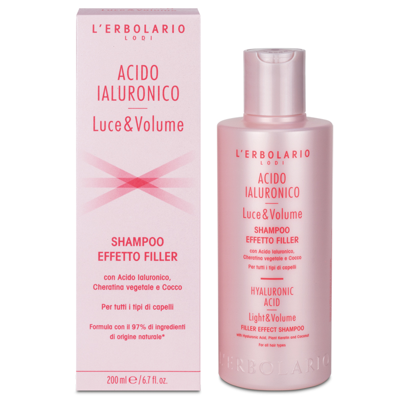 Acido Ialuronico Shampoo Effetto Filler 200ml