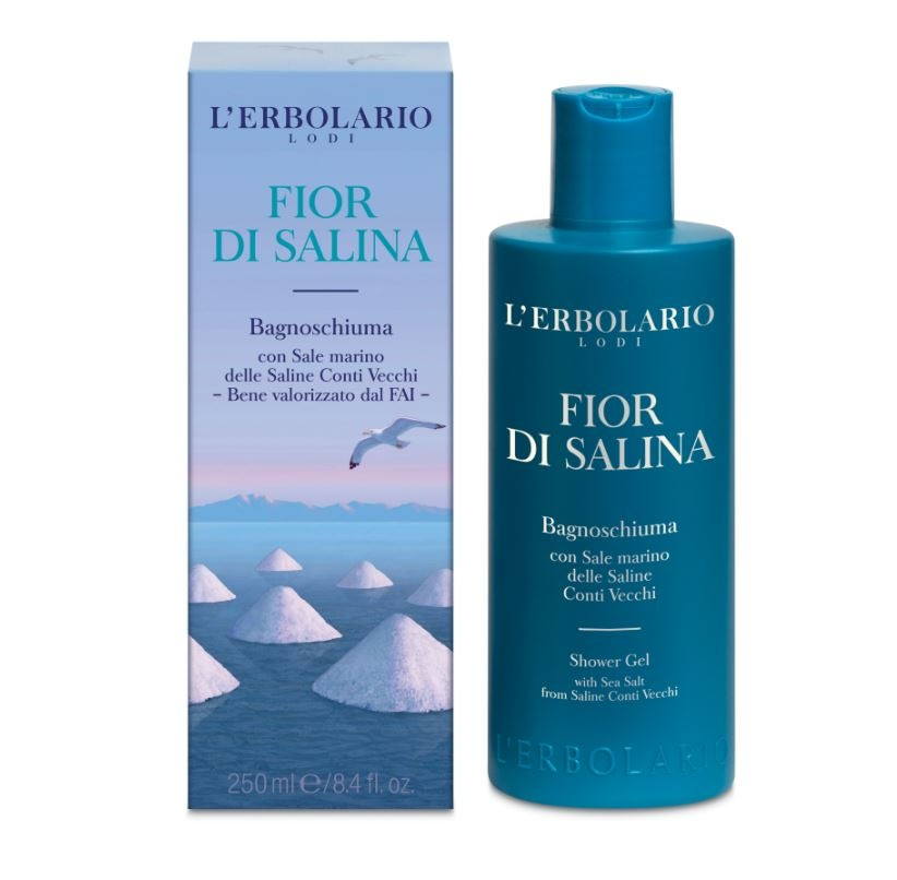 Fior di Salina Bagnoschiuma 250ml