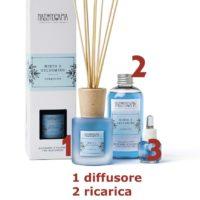 Essenza aromatica Mirto e Gelsomino 15ml Nasoterapia