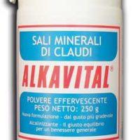 Alkavital sali minerali di Claudi 250g
