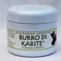 BURRO DI KARITE' 100 ML - DEMETRA