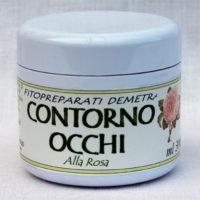 CONTORNO OCCHI ROSA  30 ML - DEMETRA
