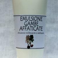 EMULSIONE RINFRESCANTE GAMBE AFFATICATE