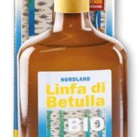LINFASNELL LINFA DI BETULLA BIO 700ML GUSTO LIMONE