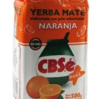 YERBA MATE CBSE CEBESE ARANCIA 500 GR.