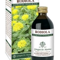 RODIOLA ESTRATTO INTEGRALE 200 ML