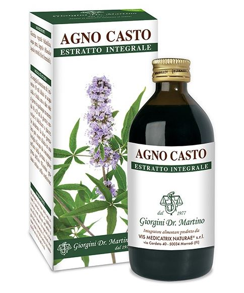 AGNOCASTO ESTRATTO INTEGRALE 200 ML