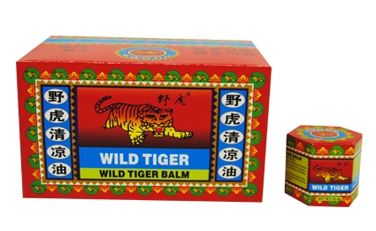 Balsamo di Tigre Rosso in Vasetto