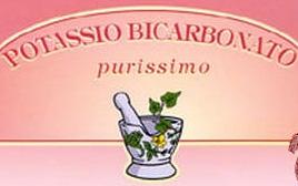 BICARBONATO DI POTASSIO 100 BUSTINE