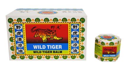 Balsamo di Tigre Bianco in Vasetto