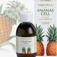 ANANAS CELL FLUIDO CONCENTRATO 250ML - ERBAMEA