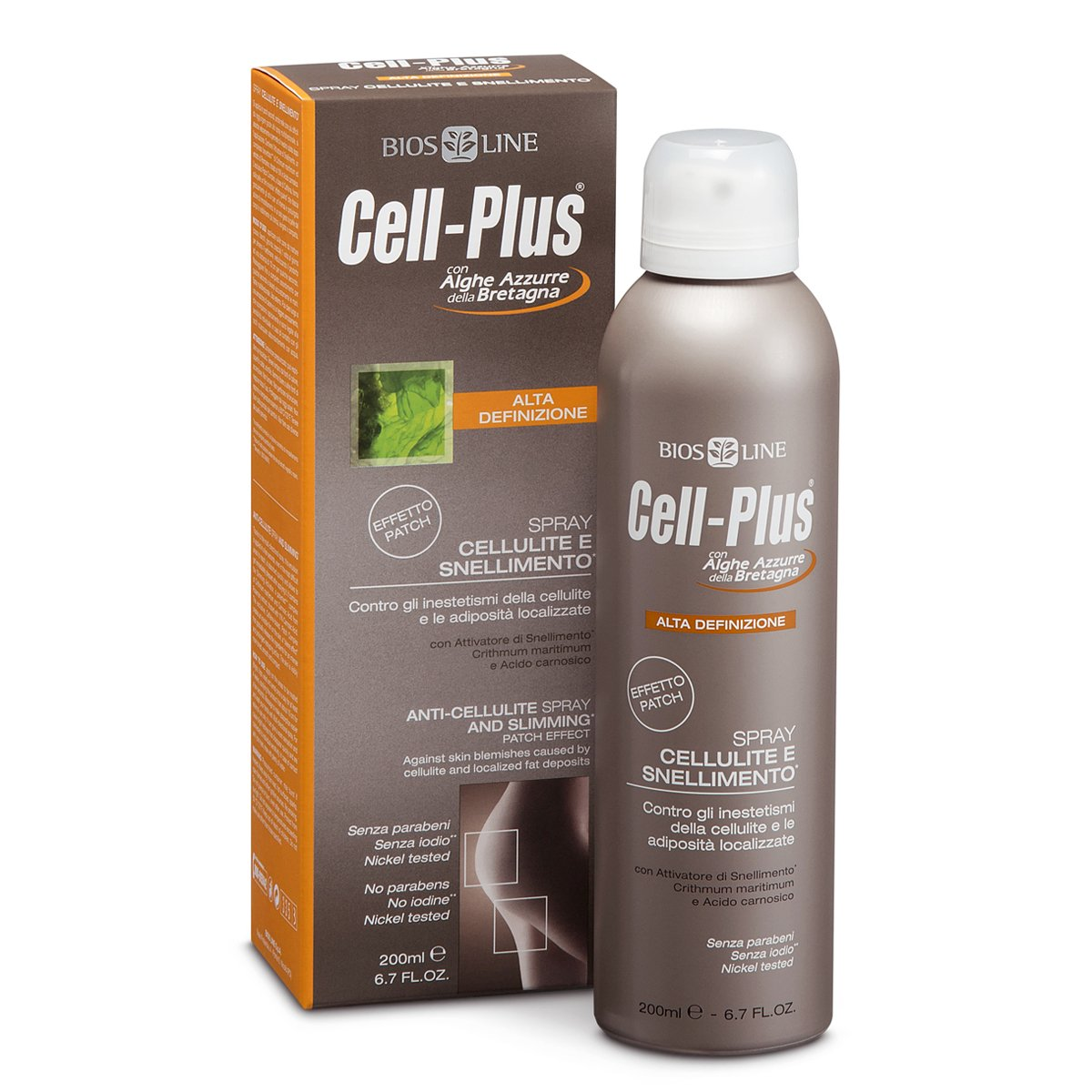 CELL-PLUS SPRAY CELLULITE PATCH 200 ML