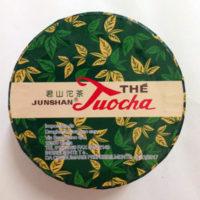 Te' Junshan Tuocha nido di rondine 100 grammi