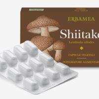 SHIITAKE - LENTINULA EDODES 24 CAPSULE VEGETALI