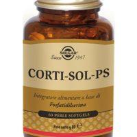 CORTI-SOL-PS 60 SOFTGELS SOLGAR