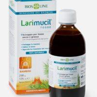 LARIMUCIL TOSSE SCIROPPO 175 ML BAMBINI