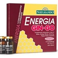 3X GIN-GO 10 FIALE GINSENG + PAPPA REALE